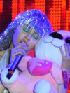 Miley Cyrus And Her Dead Petz Halloween Costume