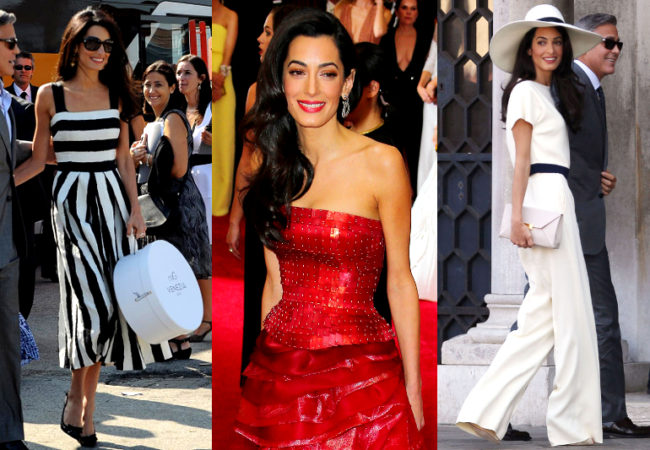 Amal Clooney's Style: Best Looks