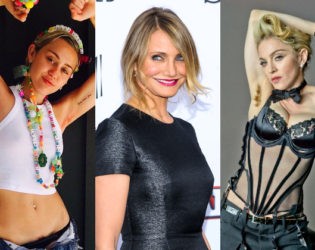 Celebrity Non Shavers Who Embrace Their Body Hair