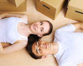 10 Problems Every Couple Has After Moving In Together