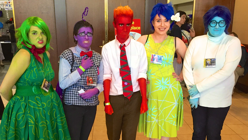 Pictures Pop Culture Halloween Costume Ideas 2015 Inside Out Halloween Costumes