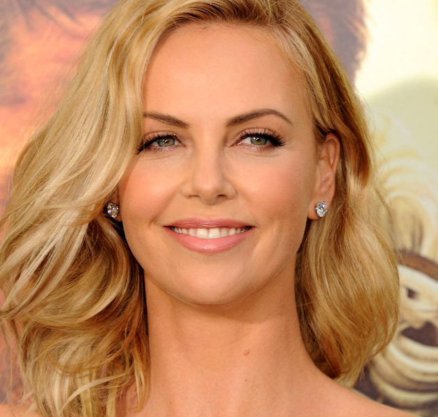 Charlize Theron Best Celebrity Eyebrows