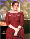 Adele Grammys 2016 Dress