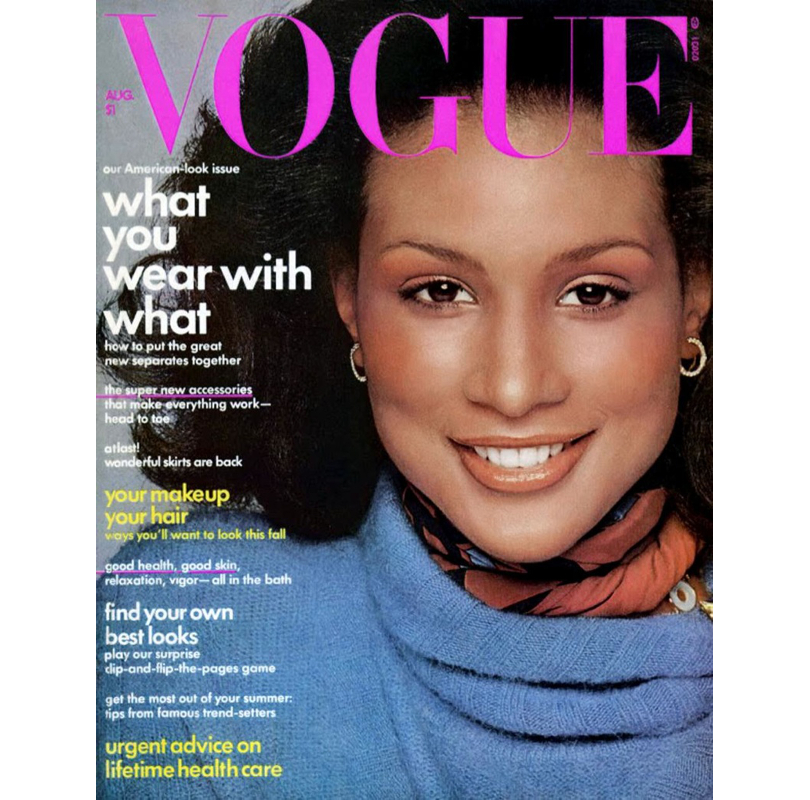 Beverly Johnson Vogue Cover