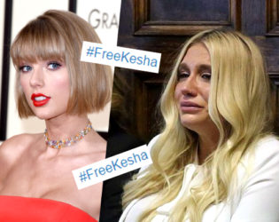 Taylor Swift Helps Out Kesha with $250K