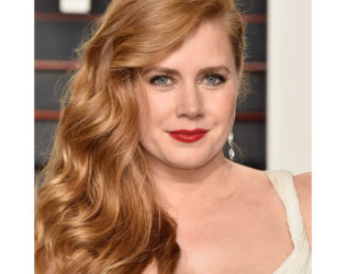 Oscars 2016 Party Hairstyles Amy Adams