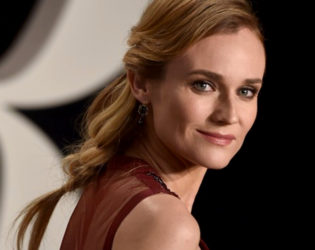 Oscars 2016 Party Hairstyles Diane Kruger