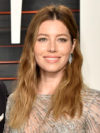 Oscars 2016 Party Hairstyles Jessica Biel