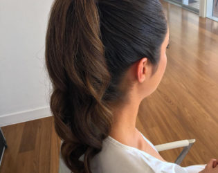 Ponytail Second Day Hairstyles
