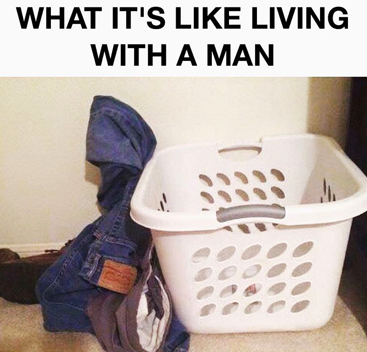Living With Men