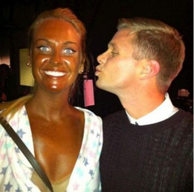 Fake Tan Fail