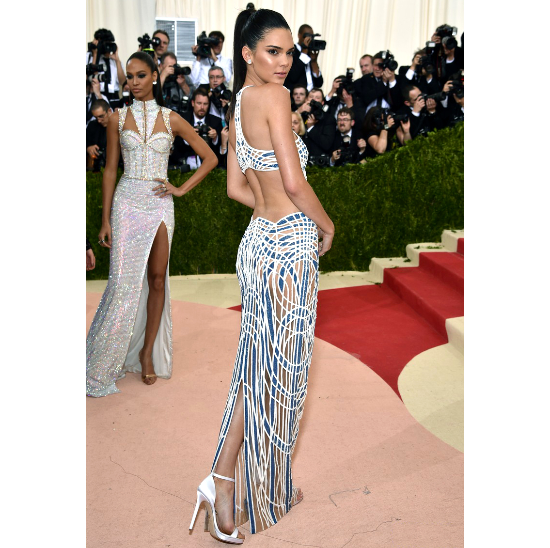 Kendall Jenner 2016 Met Gala Dress