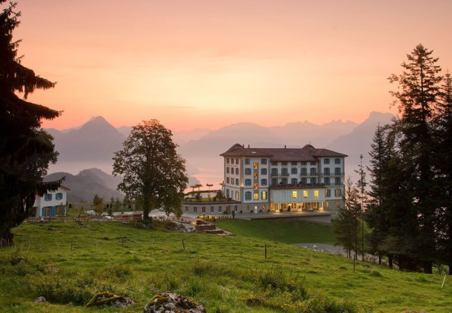 Villa Honegg – The boutique hotel in the heart of Swiss Alps